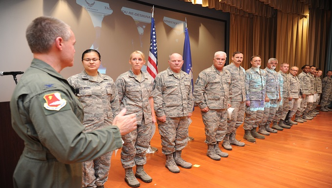 New wing commander brings unified mission mindset